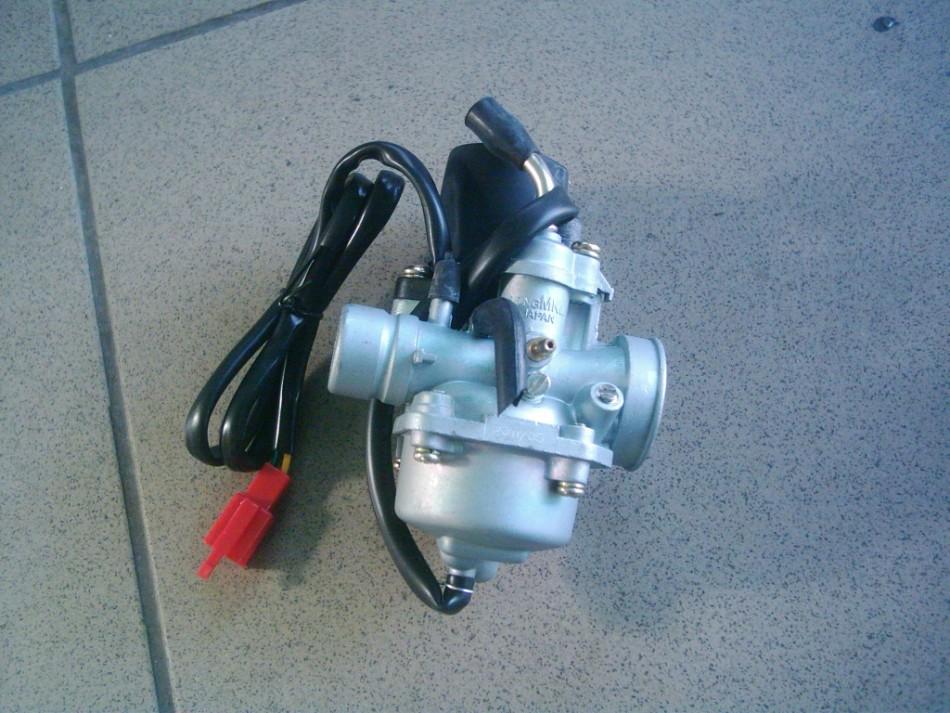 Yamaha Jog 3KJ,YJ,YK , Malaguti, CPI, Keeway, Motowell, Kínai 2T  50  Új  karburátor.