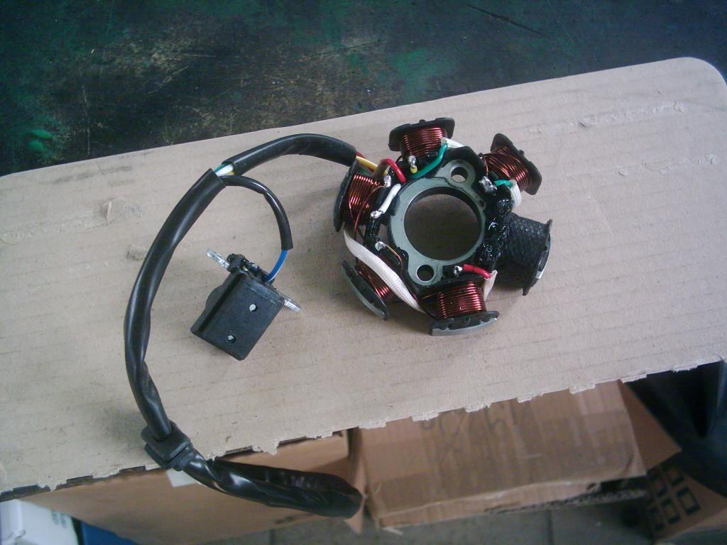 ATV Quad, GY6 Kínai négyütemű gyújtás alaplap.