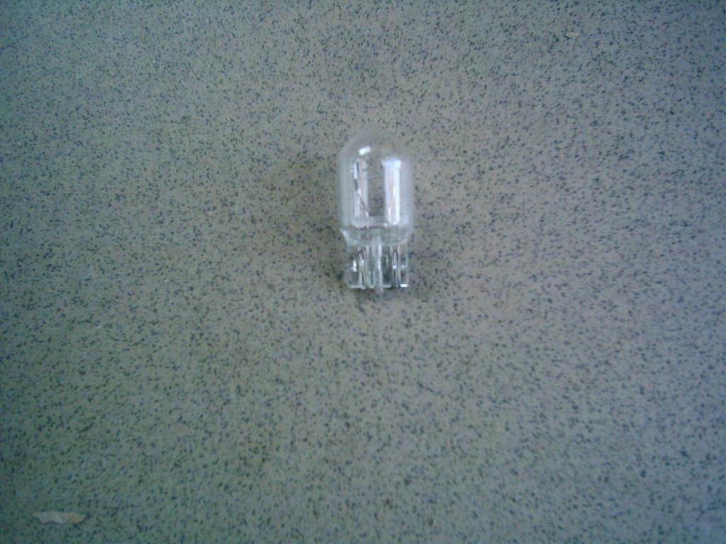 Honda  hátsólámpa üveg izzó 12V  21/5W-os.