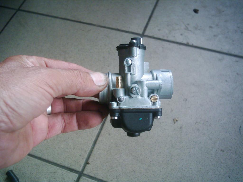 Sport- Tuning 19-es 2T  karburátor.  Dellorto PHGB19.