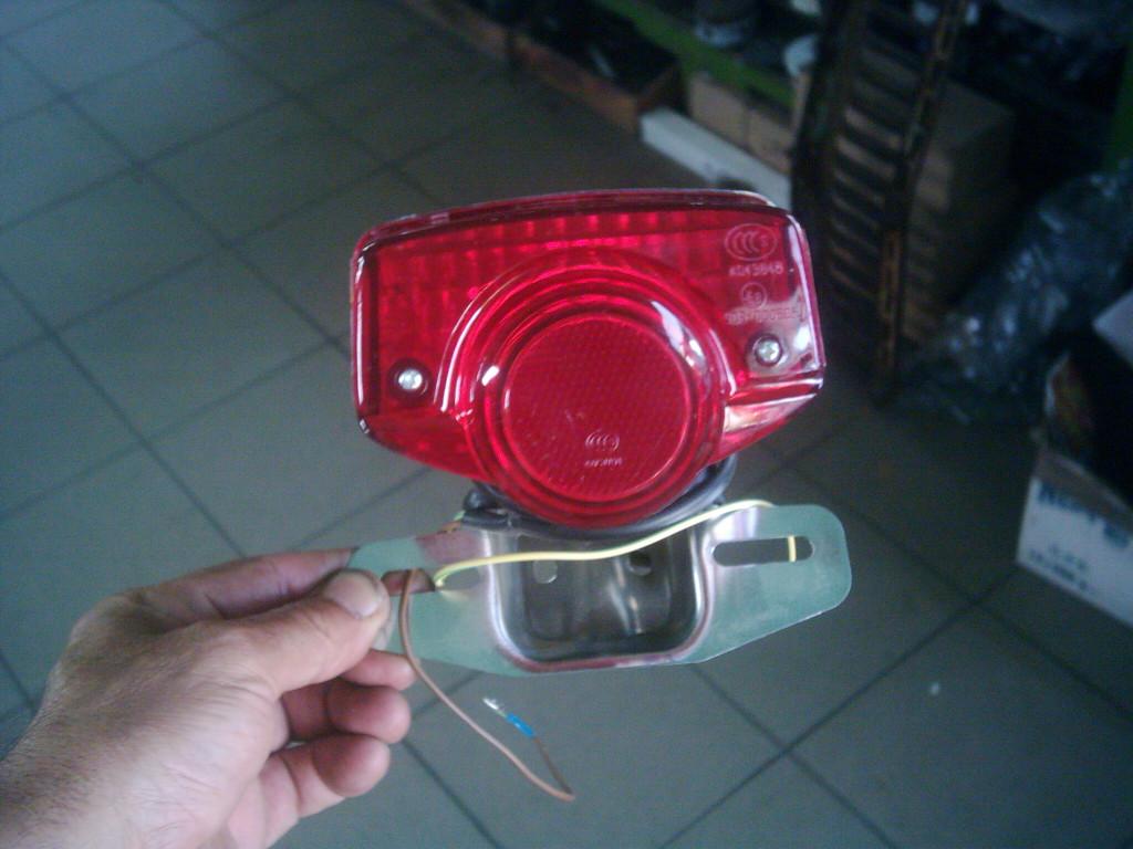 Moped, Quad ÚJ hátsó lámpa.