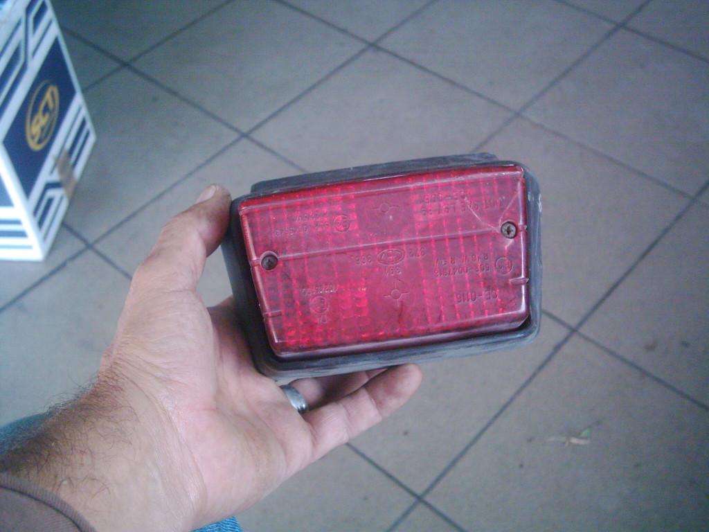 Derbi furax 50  2T bontott hátsó lámpa.